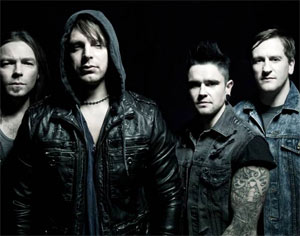 Bullet For My Valentine  To Headline  'Rule Britannia' UK Arena Tour Announced For December 2013