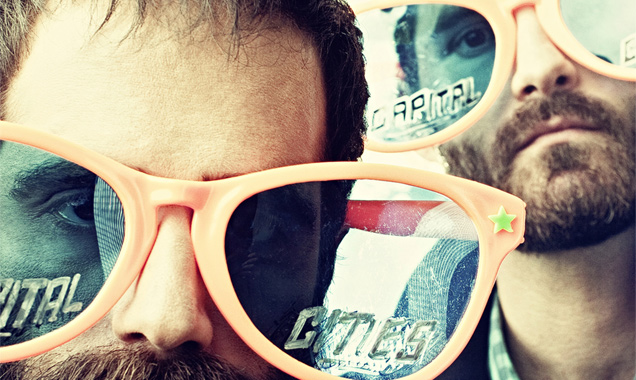 Capital Cities Add More Dates To Fall 2014 Headline Tour