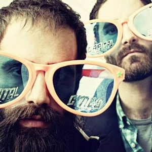 Capital Cities debut single 'Safe and Sound' released August 18th 2013
