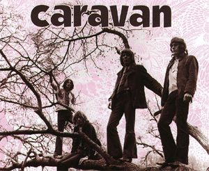 Prog Rockers 'Caravan' Tour The Uk From January 8th 2013