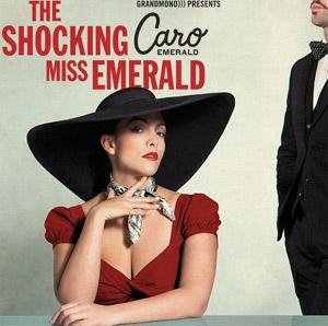 Caro Emerald Announces 'The Shocking Miss Emerald 2014 Uk Tour'