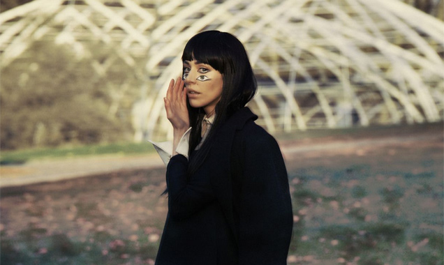 Caroline Polachek Unveils Self-Produced Solo Album 'Arcadia' Released April 14th 2014