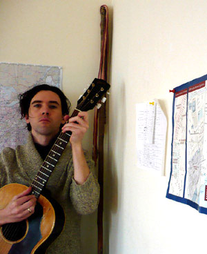 Cass Mccombs Announces Uk And European Tour Dates For August 2012