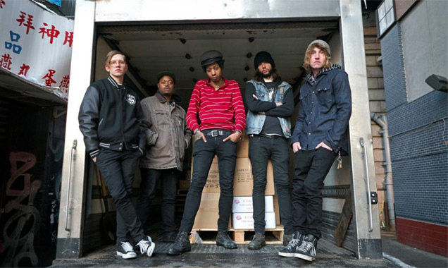 Cerebral Ballzy Announce New Album 'Jaded & Faded' Plus Summer 2014 UK Dates