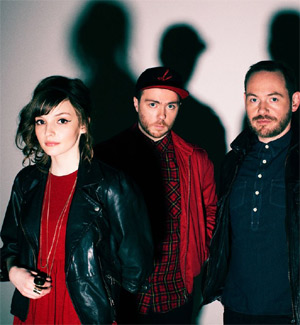 CHVRCHES Announce 2013 UK Tour For October