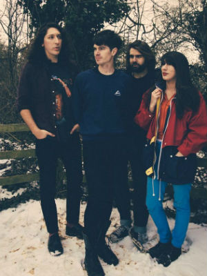 Cloud Control Are Main Support For Local Natives On 2013 UK And Euro Tour
