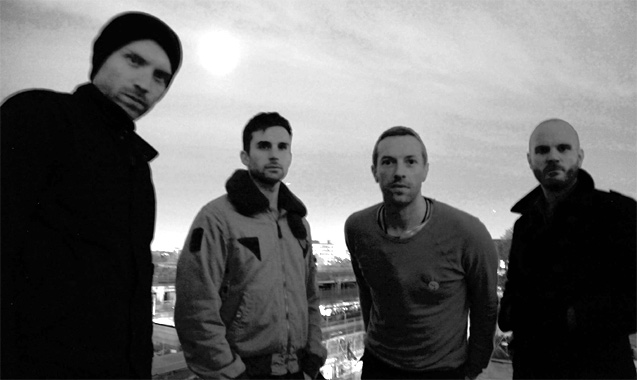 Coldplay Announce New Album 'Ghost Stories' Out 19th May 2014 And New Single 'Magic'plus Itunes Festival And Sxsw 2014 Dates
