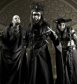 Cradle Of Filth Announce New Album 'The Manticore & Other Horrors' Coming This Hallowe'en 2012