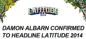 Damon Albarn Confirmed To Headline Latitude 2014