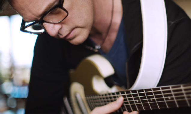 Dan Wilson Announces New Album 'Love Without Fear' Released April 14th 2014