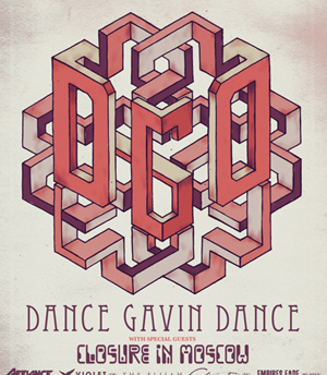 Dance Gavin Dance Announce UK Tour May 2013