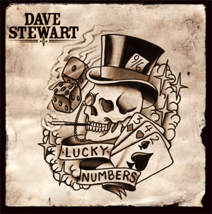 Dave Stewart Announces New Album 'Lucky Numbers' Released September 30th 2013