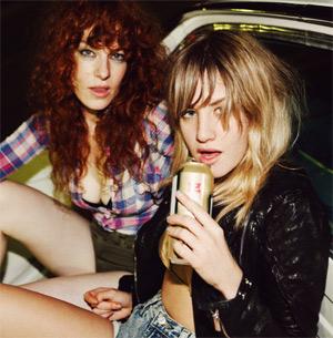 Deap Vally Announce February And March  2013 Uk Tour Dates