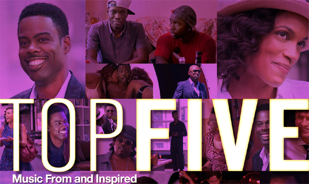 Def Jam To Release Music From And Inspired By The Motion Picture 'Top Five'