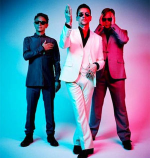 Depeche Mode To Release New Album On Columbia Records March 2013