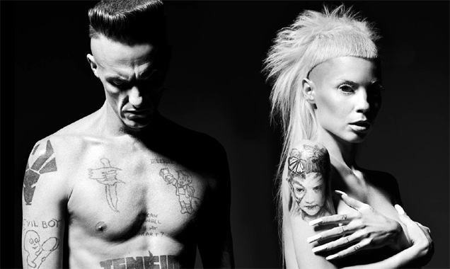 "Die Antwoord Deny Their Splitting In 2017: ""This Is A Lie"""