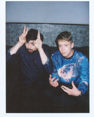 Digitalism Announce Stream Of 'Electric Fist'