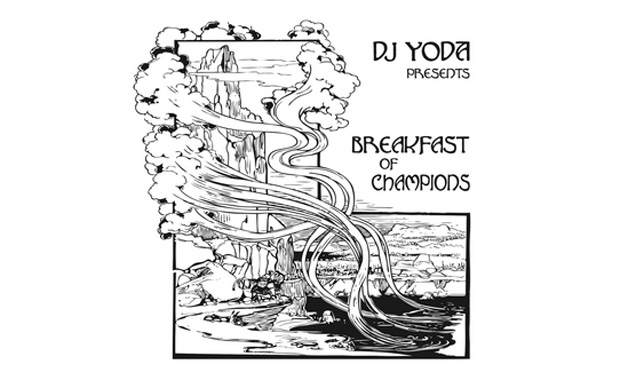 Dj Yoda Present Breakfast Of Champions.  Ep Out In The Uk 15th Sept Plus Live Show 19th Sept 2014