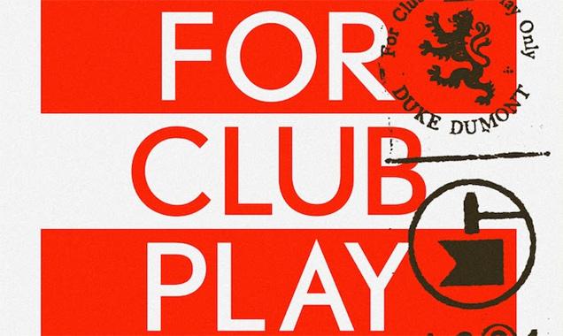 Duke Dumont Shares 'For Club Play Only Vol. Iii' Full Ep Stream [Listen]