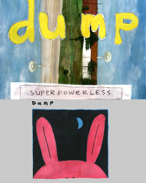 Morr Music Reissues First Two Dump Albums 'Superpowerless' And 'I Can Hear Music'