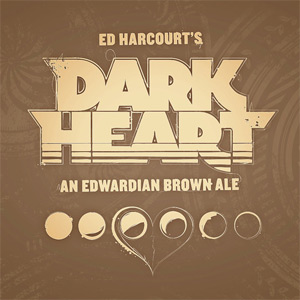Ed Harcourt Launches 'Dark Heart' Beer With Signature Brew
