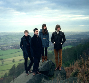 Announces New Album 'All The Crooked Scenes' Released April 16th 2012