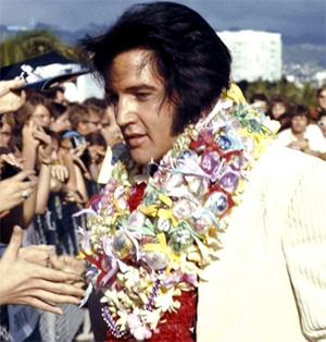 Elvis Presley Becomes First Act To Score 50 Top Ten UK Albums