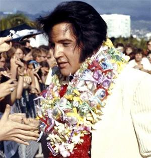 Elvis Presley Aloha From Hawaii Via Satellite. Celebrating 40 Years Of Landmark First Full Length Concert Satellite Broadcast
