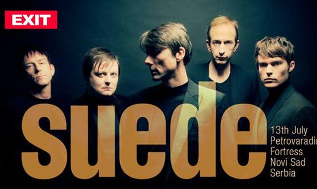 Exit 2014 Announce Suede To Join The Main Stage Line Up