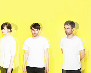 Factory Floor Announce Self-Titled Debut Album Released Sept 10th 2013