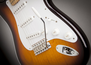 Fender, Stratocaster, World's Greatest Electric Guitar, Turns 60
