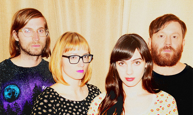 Field Mouse Announce New Album 'Hold Still Life' Out July 22nd 2014