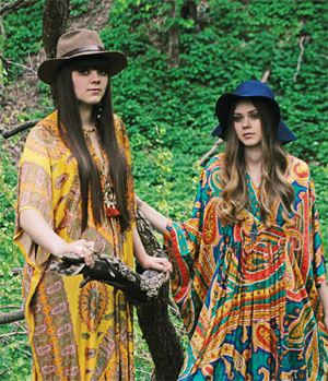 First Aid Kit Announce Details Of New Single 'Blue' And Jack White Support Dates