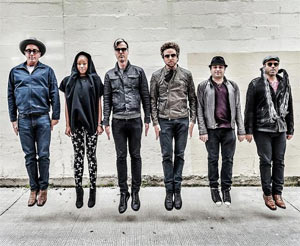 Fitz And The Tantrums Co-headline 'The Bright Futures Tour' 2013 With Capital Cities