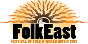FolkEast set for August 2013 with top line-up