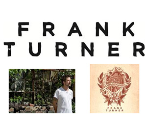 Frank Turner Announces New Album 'Tape Deck Heart' Released April 22nd 2013