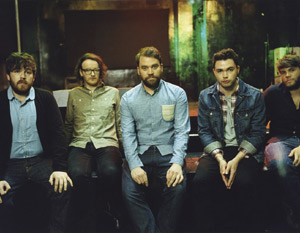 Frightened Rabbit Announce Brixton Academy Headline Show On November 8th 2013