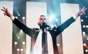 Gary Barlow Live DVD to be released for Mother's Day 2013