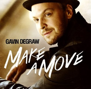 Gavin Degraw To Release Brand New Studio Album 'Make A Move' On October 14th 2013