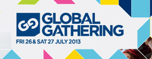 Globalgathering 2013: Line-Up Additions Afrojack, Dada Life Plus Many More.
