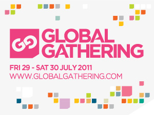 Globalgathering 2012 Line-Up Announced