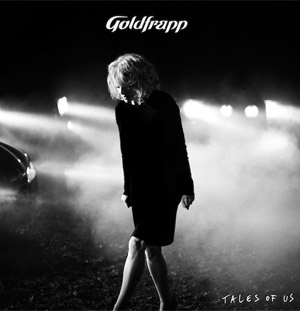 Goldfrapp Performing On Late Night With Jimmy Fallon september 26th 2013