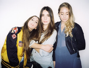 HAIM Announce 2013 European Live Dates