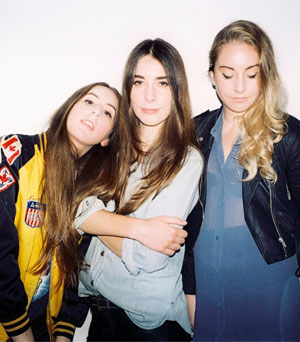 Haim Announce Uk And Ireland 2014 Spring Tour