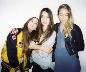 Haim's New Single 'The Wire' Out September 23rd 2013