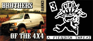 Hank3 Announces Two New Album Releases To Be Issued September 30th 2013