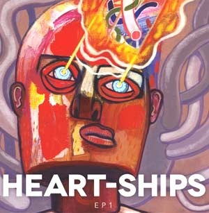 Heart-Ships Reveal Full Ep Stream Of 'Ep1' Plus New Spring 2013 Live Dates