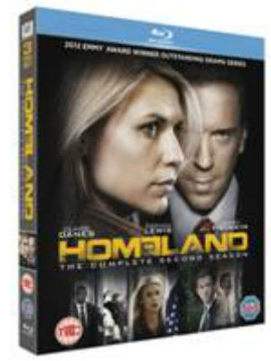 Homeland Season 2 Available On Blu-Ray And DVD On 23 September 2013