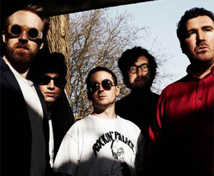 Hot Chip Announce Full Worldwide Live Dates 2012