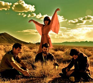 Howling Bells Announce Free Download Loudest Engine
